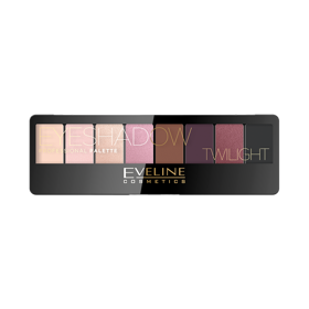 EVELINE Тени д/век EYE SHADOW PROFESSIONAL PALETTE