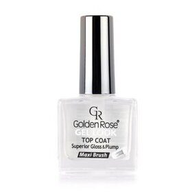 Лак д/ногтей Golden Rose GEL LOOK TOP COAT
